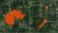 MGLP provides $245,000 in grants to conserve fish habitat in lakes