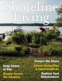 MGLP announces release of Shoreline Living booklet promoting natural lake shorelines